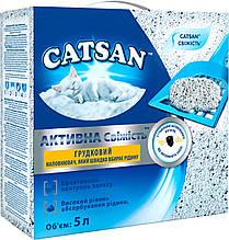 Наповнювач Catsan Active Fresh 4.4 кг (5 л) для туалетів для кішок