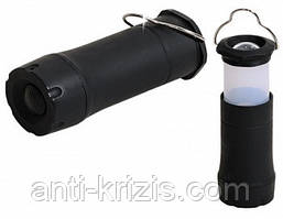 Палаточный ручной фонарь - крючок с магнитом FT-6699
