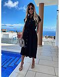 Жіноче плаття літнє на кнопках (Норма, Батал), фото 5