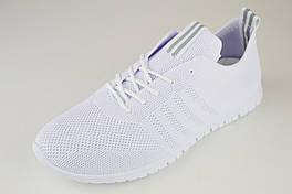 Мокасины текстильные Sopra BK09 39 Белый