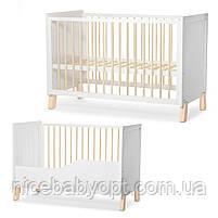 Детская кроватка Kinderkraft Nico White, фото 6