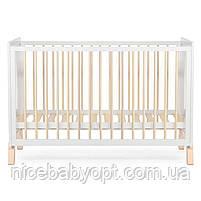 Детская кроватка Kinderkraft Nico White, фото 7