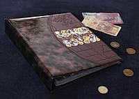 Альбом для 692 монет и 12 бон ЛЮКС Бордо