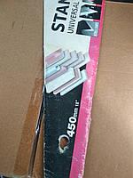 Уцінка Ножовка по дереву 450мм 7TPI серія универсальний закалений зуб