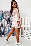 Костюм женский летний с шортами и футболкой, фото 4