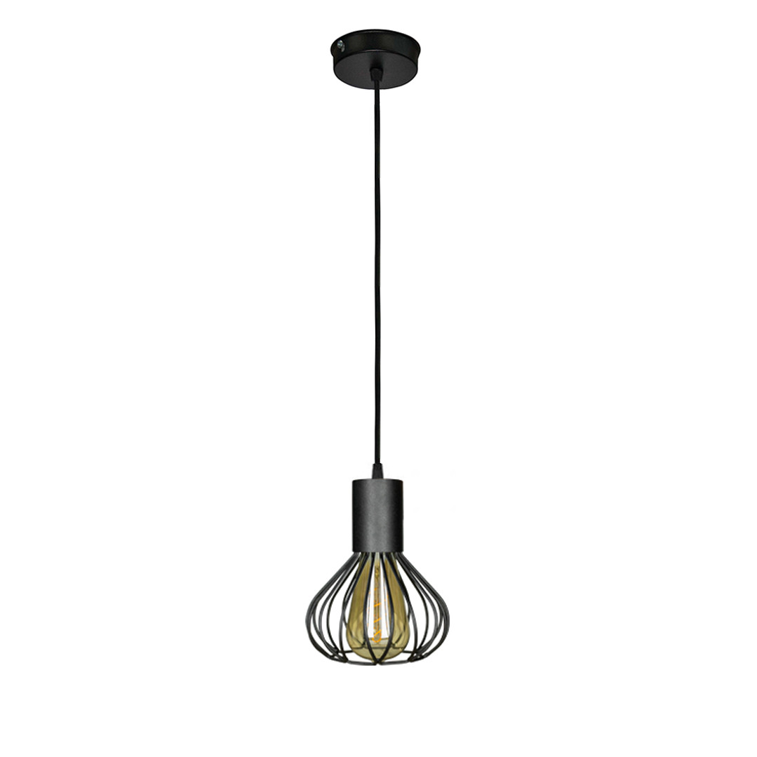 Світильник лофт підвісний MSK Electric Lotus NL 1415