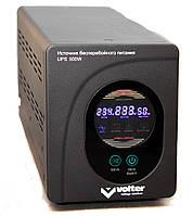 Иcточник бесперебойного питания Volter UPS 500(0.3кВТ)