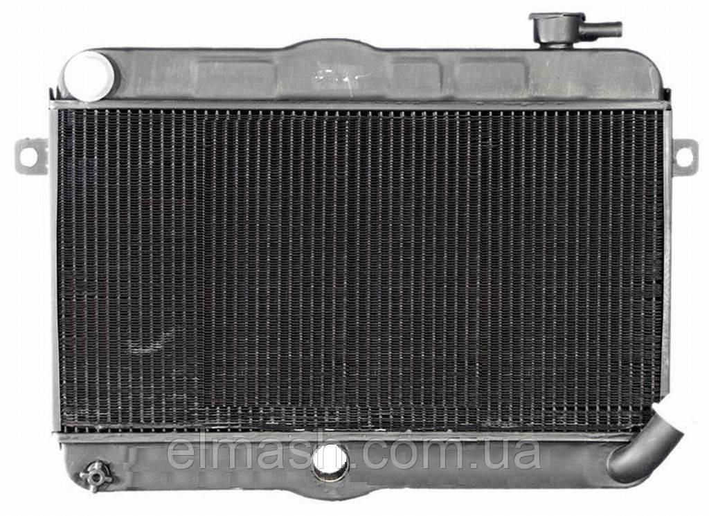 Радиатор водяного охлаждения ВАЗ 2121 (2-х рядный) (пр-во г.Оренбург)