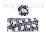 Светодиодная матрица WS2812B 16х16 256 LED из адресных светодиодов 5В гибкая, фото 7