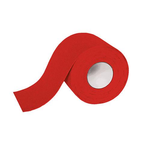 Кинезио тейп K-active Sport, красный, 5м*5см, фото 2