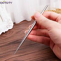 Инструмент стек для лепки игла, металл. Основной инструмент