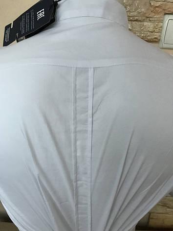Батальна біла сорочка/стійка - Black Stone, фото 2