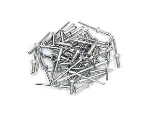 Заклепка алюминиевая 4 х 8мм (50шт/упак) Полакс