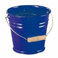 Игрушка для песка nic Ведро металлическое (синее) (NIC535056)