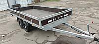 Прицеп легковой бортовой двухосный Платформа, фото 1