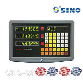 3 оси TTL 5 вольт LЕD устройство цифровой индикации SDS6-3MS
