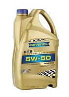 Масло моторное RAVENOL RRS 5W-50 5л