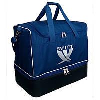 Сумка спортивна SWIFT Camino черн / синя
