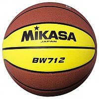 М'яч баскетбольний Mikasa BW712