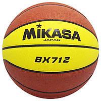 М'яч баскетбольний Mikasa BX712