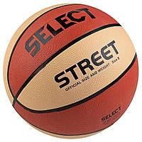 М'яч баскетбольний Select Street Basket, розмір 5