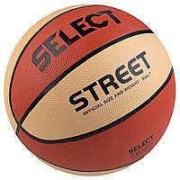 М'яч баскетбольний Select Street Basket, розмір 7