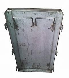 Затвор щитовой ручной без привода из нержавеющей стали