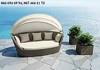Диван Портофино Роял песок, софа, мебель для дома, мебель для сада, мебель для ресторана, мебель для бассейна