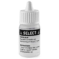 Масло для накачивания мячей SELECT Valve oil, 10 ml