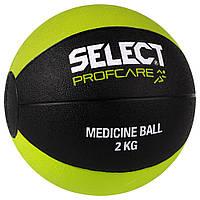 Медбол SELECT Medecine balls 2 кg