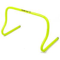 """Бар'єр тренувальний SWIFT Speed Hardle, 23 см / 9 """"(жовтий)"""