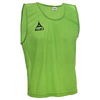 Манишка SELECT BIB Basic зелений (006), розмір junior