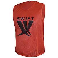 Манишка Swift червона (сітка), розмір L
