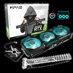 В наличии KFA2 GeForce RTX 3090, 24GB GDDR6X  Цена 103500 Гр