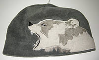Шапочка флисовая Rucanor Grizzlybear 14661-01 Руканор