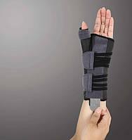 Бандаж для лучезапястного сустава и суставов большого пальца с анатомическими шинами Ortop EH-403 (левый)