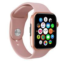 Смарт часы  C500-Rose,  Sim card, голосовой вызов (Smart Watch)