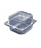 Пищевой контейнер 118x118x68 мм, V=560 мл