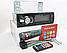 Автомагнитола 1DIN Pioneer MP3-6297BT с Пультом магнитола Пионер мп3 в Машина авто MP3+FM+2xUSB+SD+AUX Блютуз, фото 3