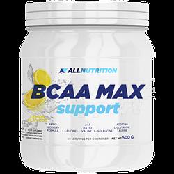 BCAA Max Support - 500g Lemon