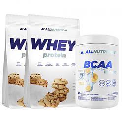 Whey Protein - 2200g x 2