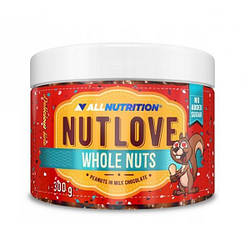Nut Love - 300g Whole Nuts Almond in Dark Chocolate