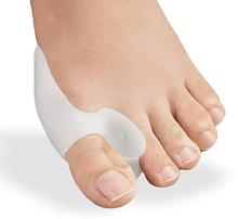 Гелевые накладки Valgus Pro для коррекции больших пальцев стопы   Напальник от косточки на ноге Вальгус Про