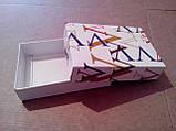Картонна коробка для гаманців, візитниць, фото 4