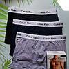Трусы  мужское Calvin Klein реплика набор 3 шт L