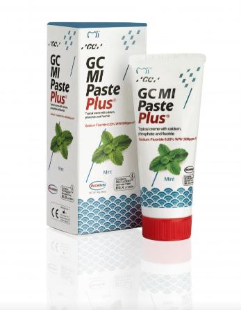 Крем для зубiв GC MI Paste  plus Mint 35 мл Мята