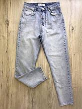 Джинсы Mom женские 29(р) голубые 2852-8080 Cracpot Турция Весна-D