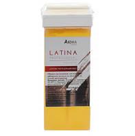 Шугаринг в кассете с роликом, сахарная паста LATINA Soft 150 г, фото 1