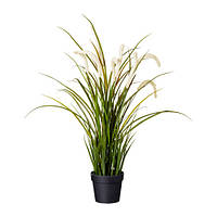 """IKEA """"ФЕЙКА"""" Искусственное растение в горшке, трава, 10 см"""