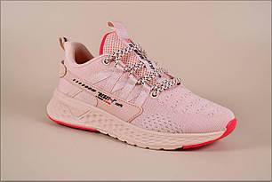 Женские кроссовки BS-X Pink